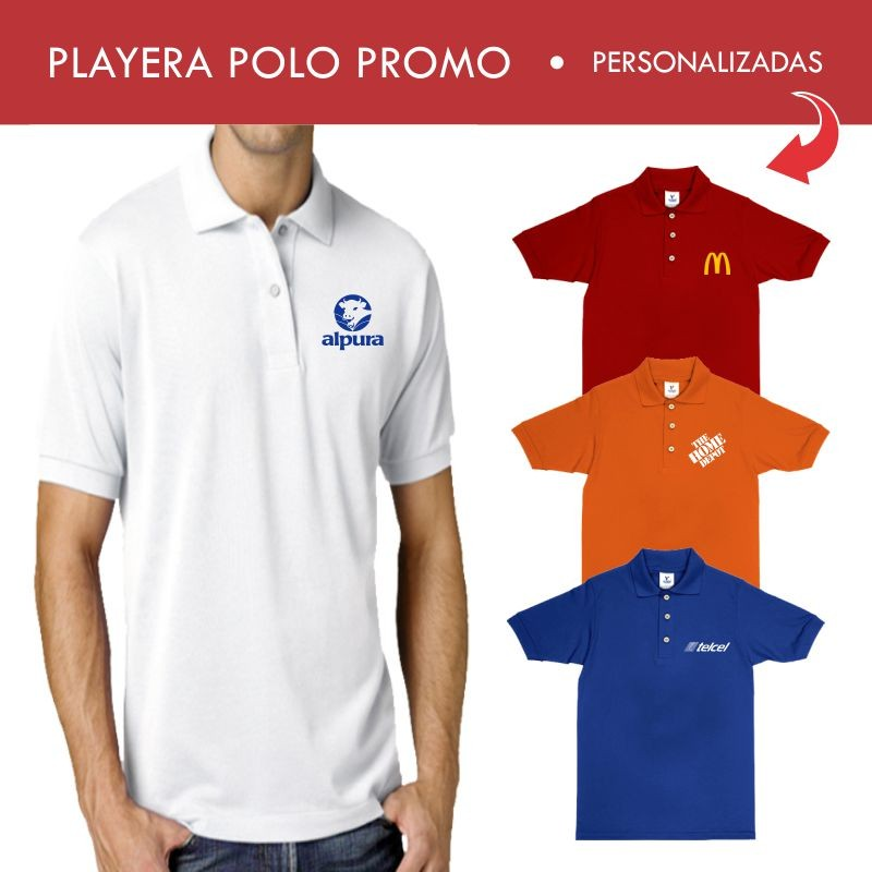 Camisas polo impresas 0a445a671377e